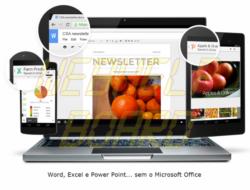 La extensión gratuita le permite editar y crear archivos de Word, Excel y PowerPoint en Google Chrome.