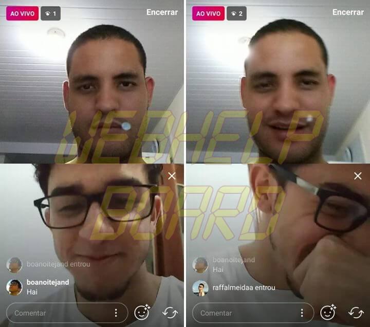 Screenshot 20171026 173617 horz 720x636 - Instagram Stories: como convidar alguém para uma transmissão ao vivo