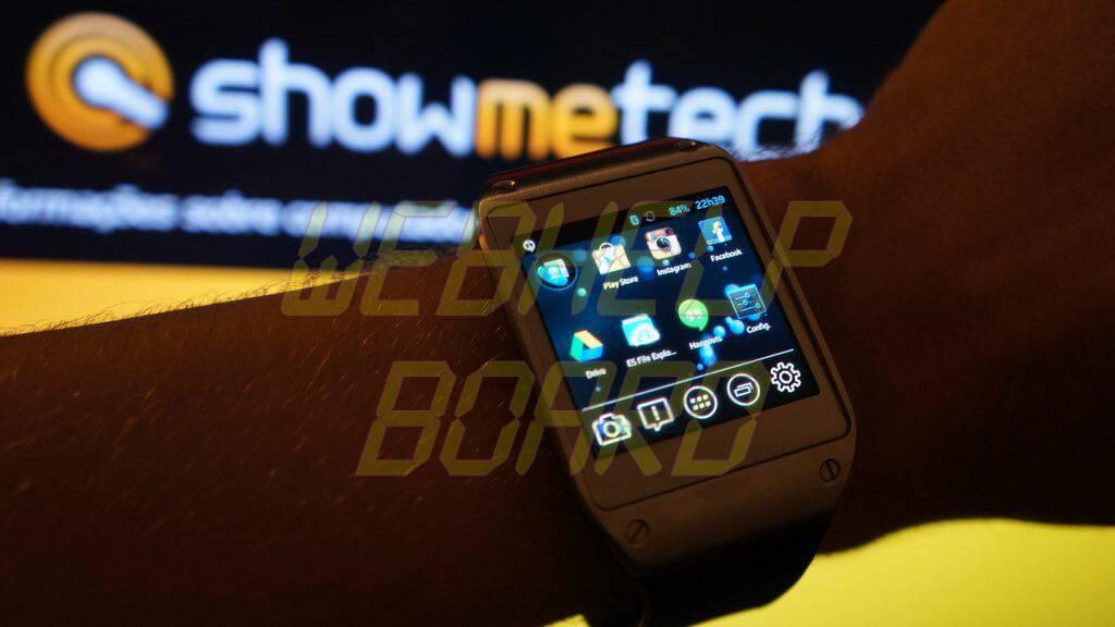 Galaxy Gear Null ROM - Tutorial: instalando a NULL ROM no Galaxy Gear smartwatch