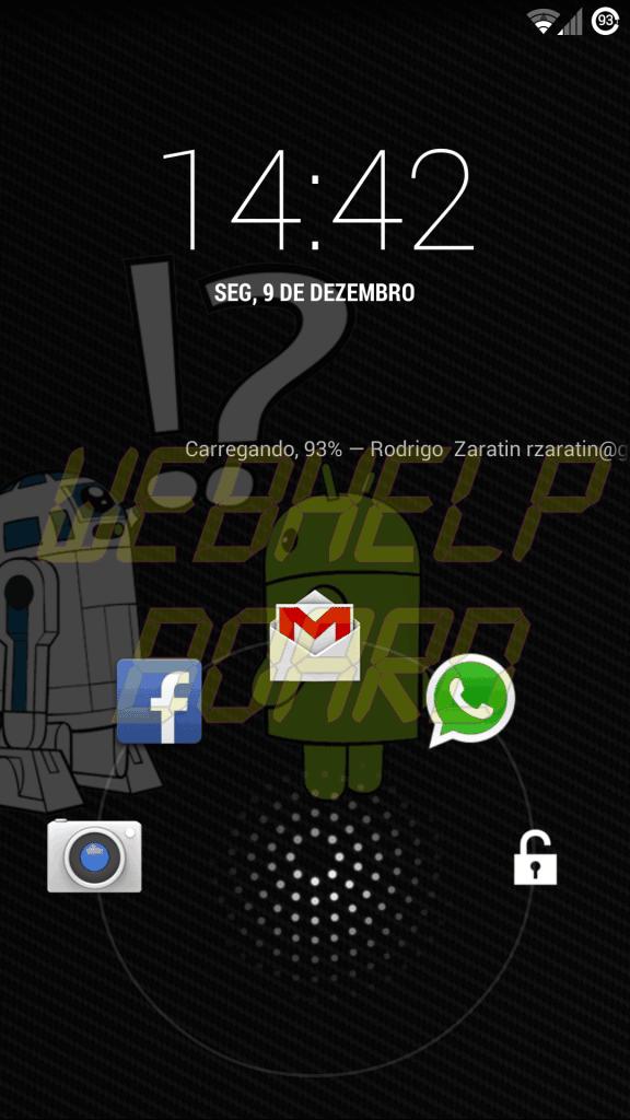Print CM11 Kikat S4 i9505 08 - Tutorial: instale a ROM CyanogenMOD 11 no Samsung Galaxy S4 (GT-i9505)