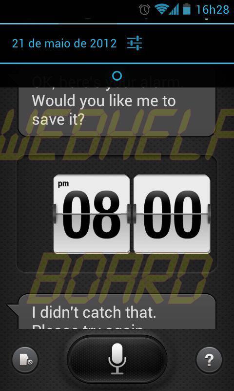 S voice Galaxy SIII - Como instalar o S Voice do Galaxy SIII em qualquer smartphone