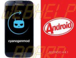 Tutorial: Instalar la ROM de CyanogenMOD 11 en el Samsung Galaxy S4 (GT-i9505)