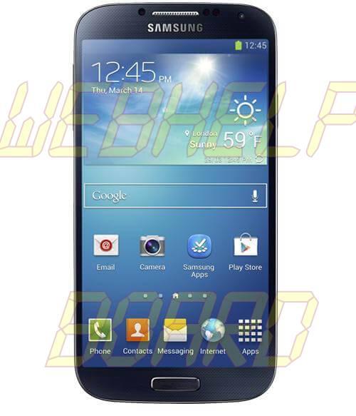 Samsung Galaxy S4 Google Edition AOSP - Tutorial: instalando a ROM WanamLite XXUBMEA V1.1 Android JB 4.2.2 no Galaxy S4 (GT-i9505)