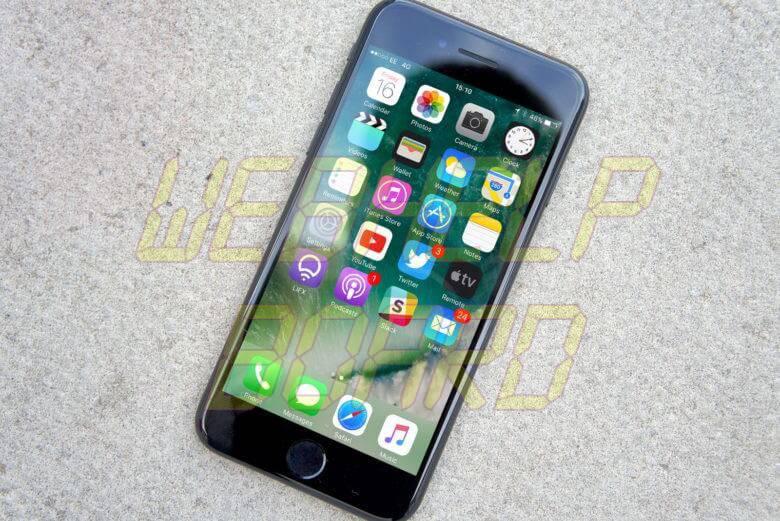 iPhone 7 Front 2 780x521 - As 7 melhores dicas para liberar espaço no seu iPhone