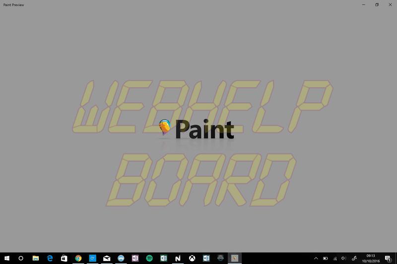 newpaint - Microsoft libera tutoriais em vídeo do Paint 3D