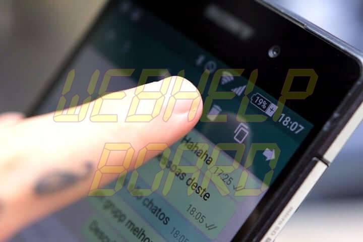 4 3 - Como apagar só vídeos, imagens ou áudios de uma conversa no WhatsApp