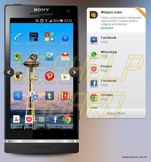 MyColorScreen Leoberto - Tutorial: compartilhe suas telas e apps com o MyColorScreen