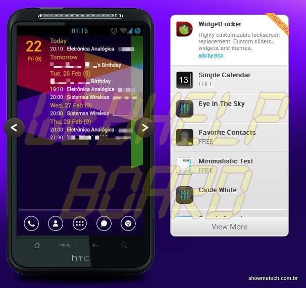 MyColorScreen Rodrigo Gosling - Tutorial: compartilhe suas telas e apps com o MyColorScreen