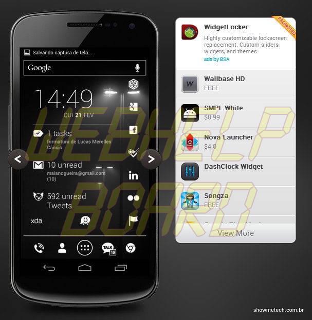 MyColorScreen Rodrigo Maia - Tutorial: compartilhe suas telas e apps com o MyColorScreen