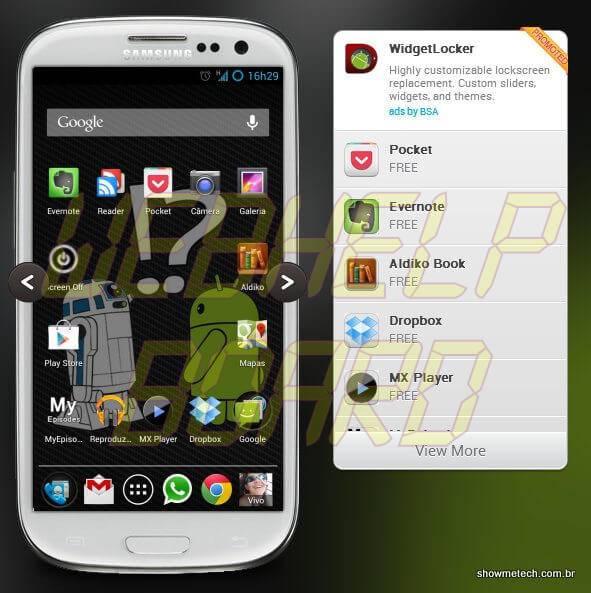 MyColorScreen Rodrigo Zaratin - Tutorial: compartilhe suas telas e apps com o MyColorScreen