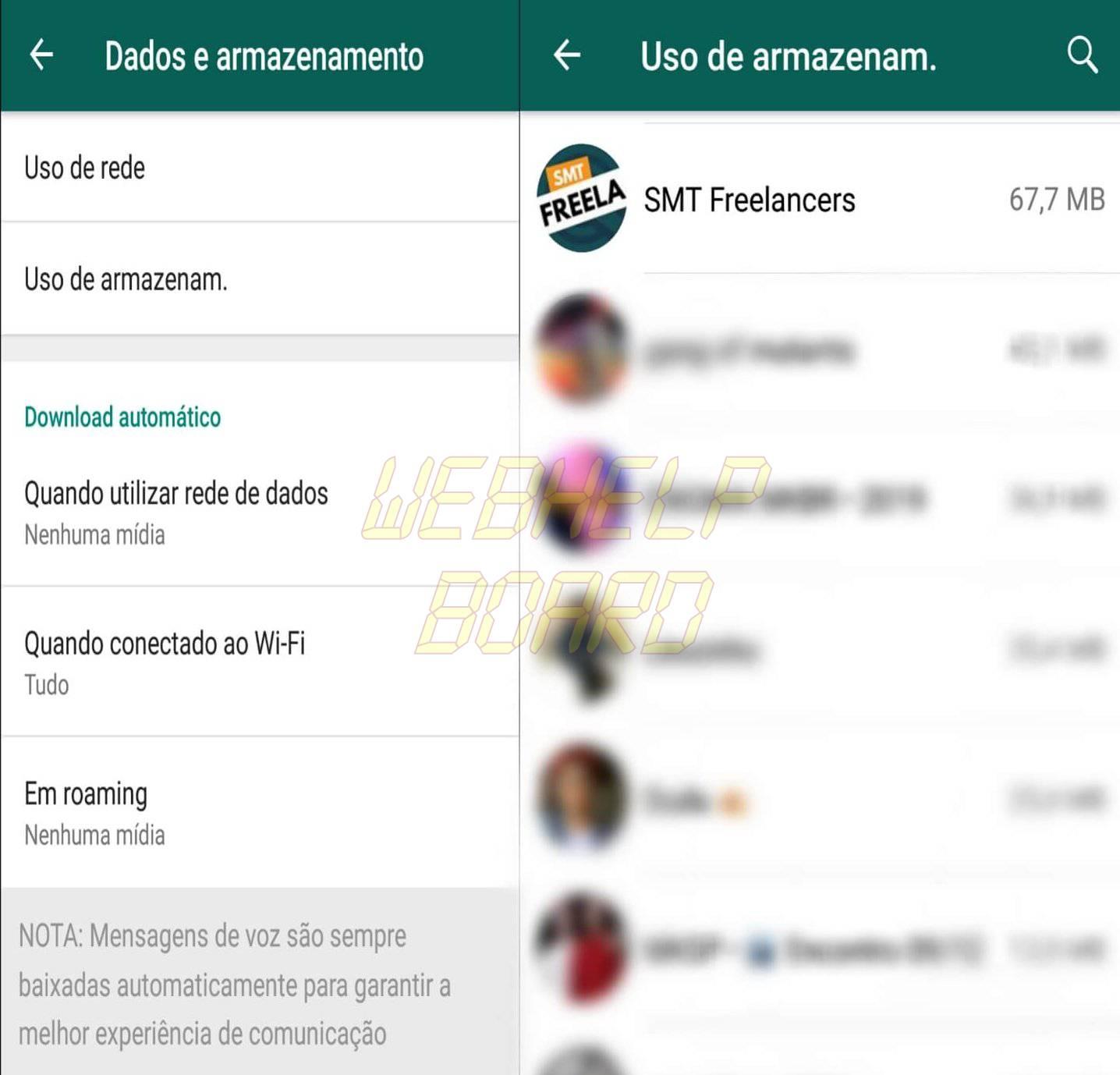 Point Blur Dec072018 154241 e1544207507514 - Como apagar só vídeos, imagens ou áudios de uma conversa no WhatsApp