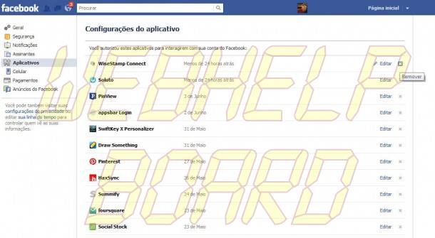 facebook delete app 610x335 - Como remover aplicativos do Facebook