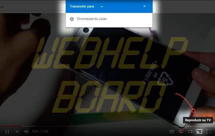 transmitir para a tv com novo Google Cast 720x454 - Tutorial: Google Cast foi integrado ao Chrome; aprenda como utilizar