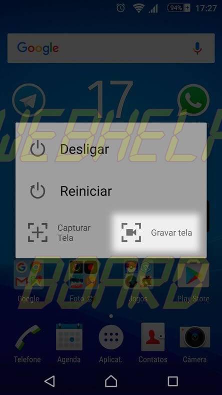 01 Tutorial gravar tela Z5 - Tutorial: como gravar a tela do Xperia Z5