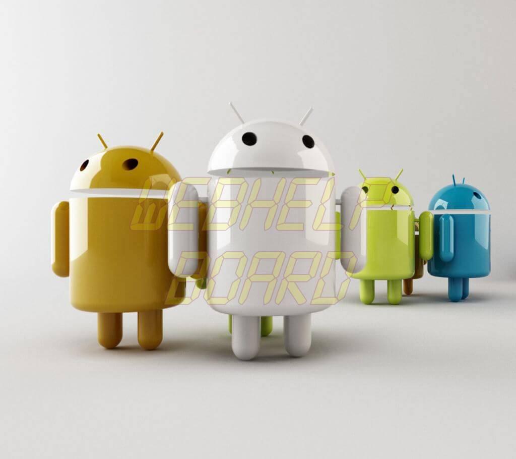Android Minimalista1 - Tutorial: Como deixar a homescreen do seu Android minimalista