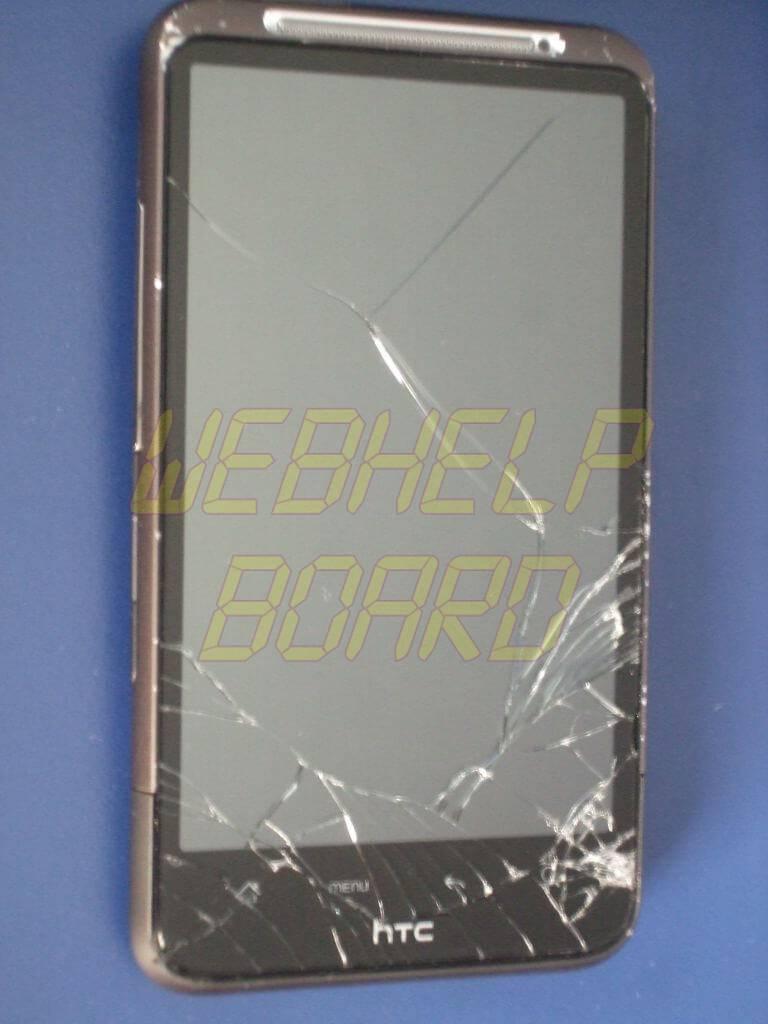HTC Desire HD quebrado e1304875028969 - Quebrou, e agora? Como fazer backup no seu Android