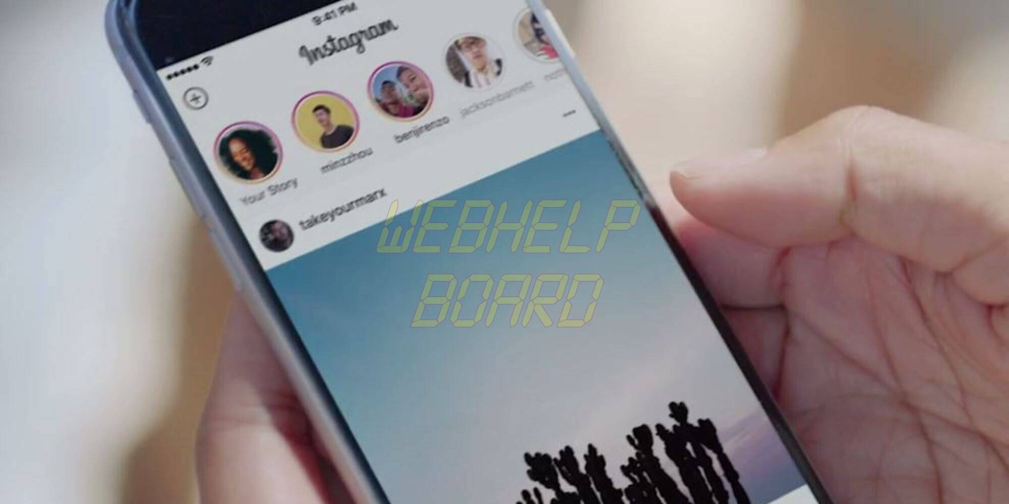 Instagram stories 1 1 - Instagram Stories ataca Snapchat e apresenta Filtros de Rosto