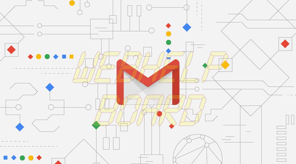 gmail redesign logo - Tutorial: Como ativar o novo design do Gmail