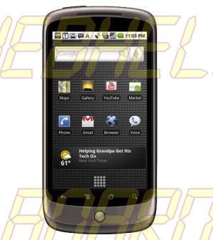 nexus one m 20100106 - Nexus One: como instalar a atualização 2.2(Froyo) e o Build FRF72