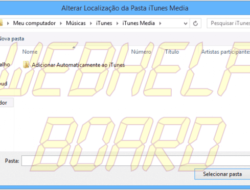 Tutorial: Cómo mover la carpeta iTunes Media en Windows