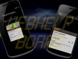 Tutorial: Cómo usar Android Beam (NFC)