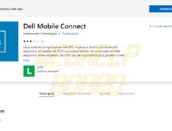Dell Mobile Connect ahora funciona en cualquier equipo con Windows 10