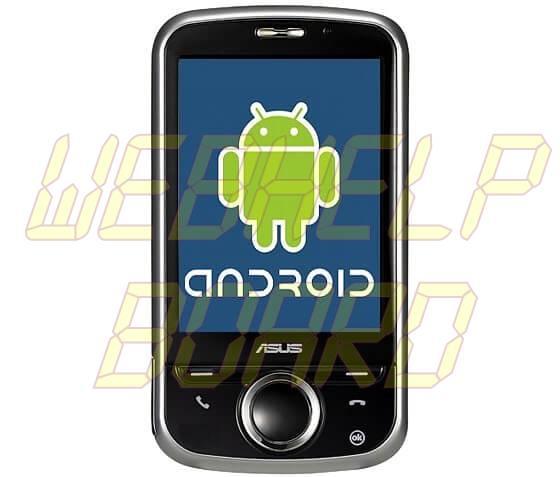 asus p320 android 2009 - Entenda seu Android de forma simples e descomplicada (Parte 1)