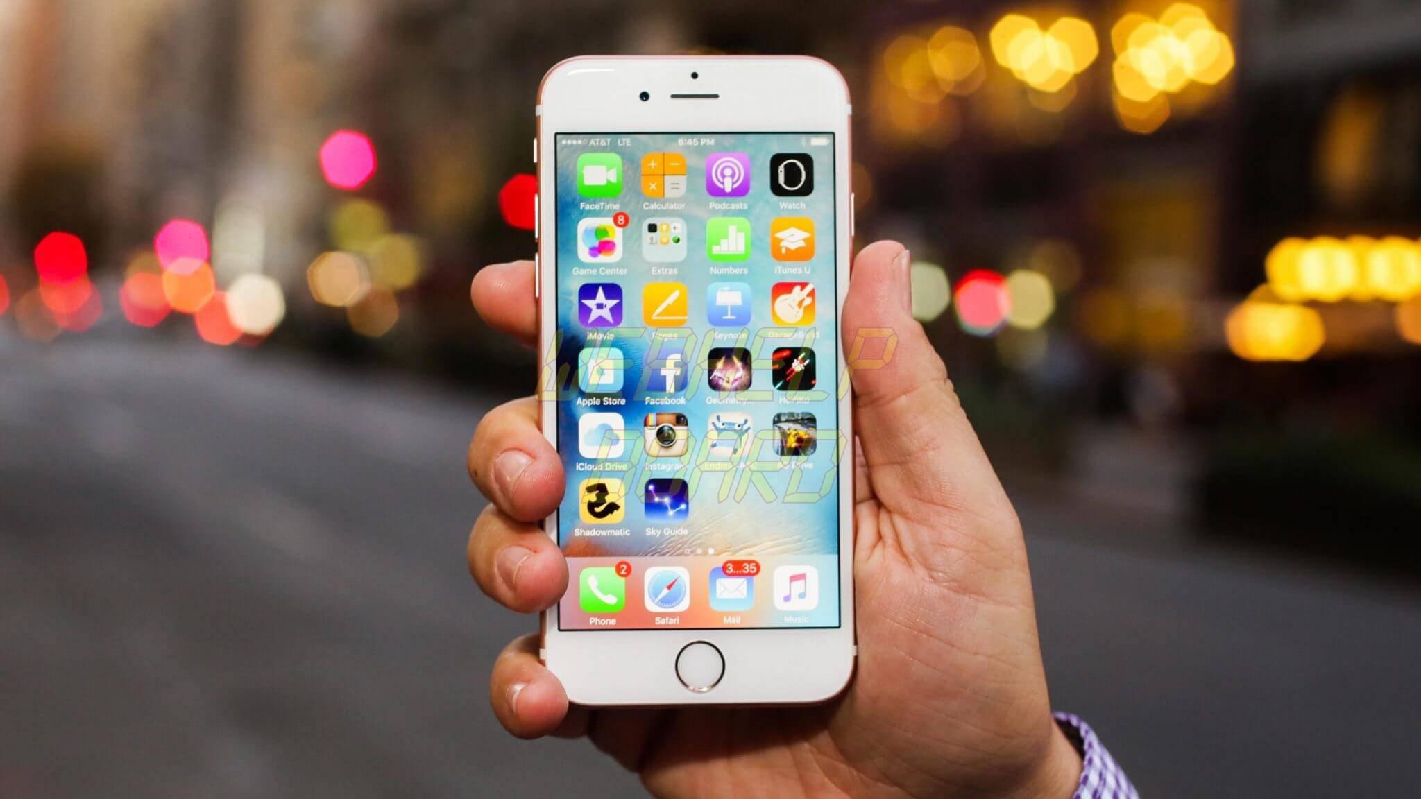 iphone 6s 01 - Como liberar espaço na memória interna do iPhone