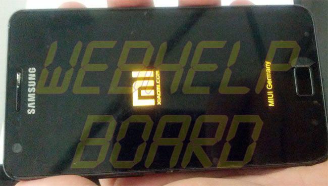 miui boot - REVIEW : ROM MIUI v5 Style Beta 3.0 para o Samsung Galaxy S2 GT-i9100