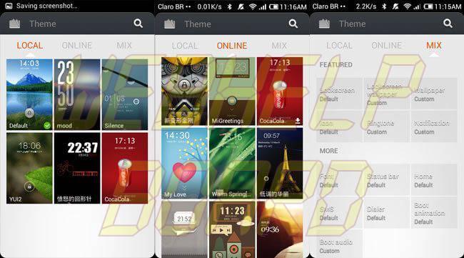 miui themes - REVIEW : ROM MIUI v5 Style Beta 3.0 para o Samsung Galaxy S2 GT-i9100
