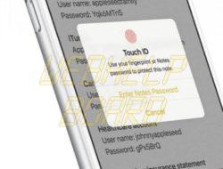 Tutorial: Cómo bloquear una nota en iPhone o iPad
