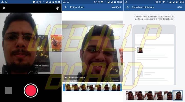 passo 03 720x397 - Facebook: como fazer um vídeo do perfil