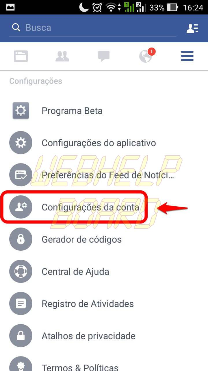 facebook notificaes 3 - Tutorial: Como desativar as solicitações de jogos no Facebook