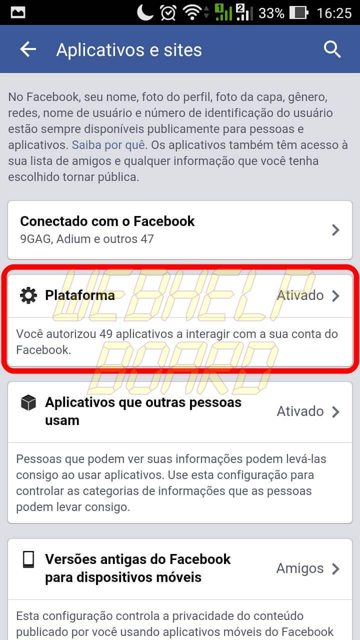 facebook notificaes 5 - Tutorial: Como desativar as solicitações de jogos no Facebook