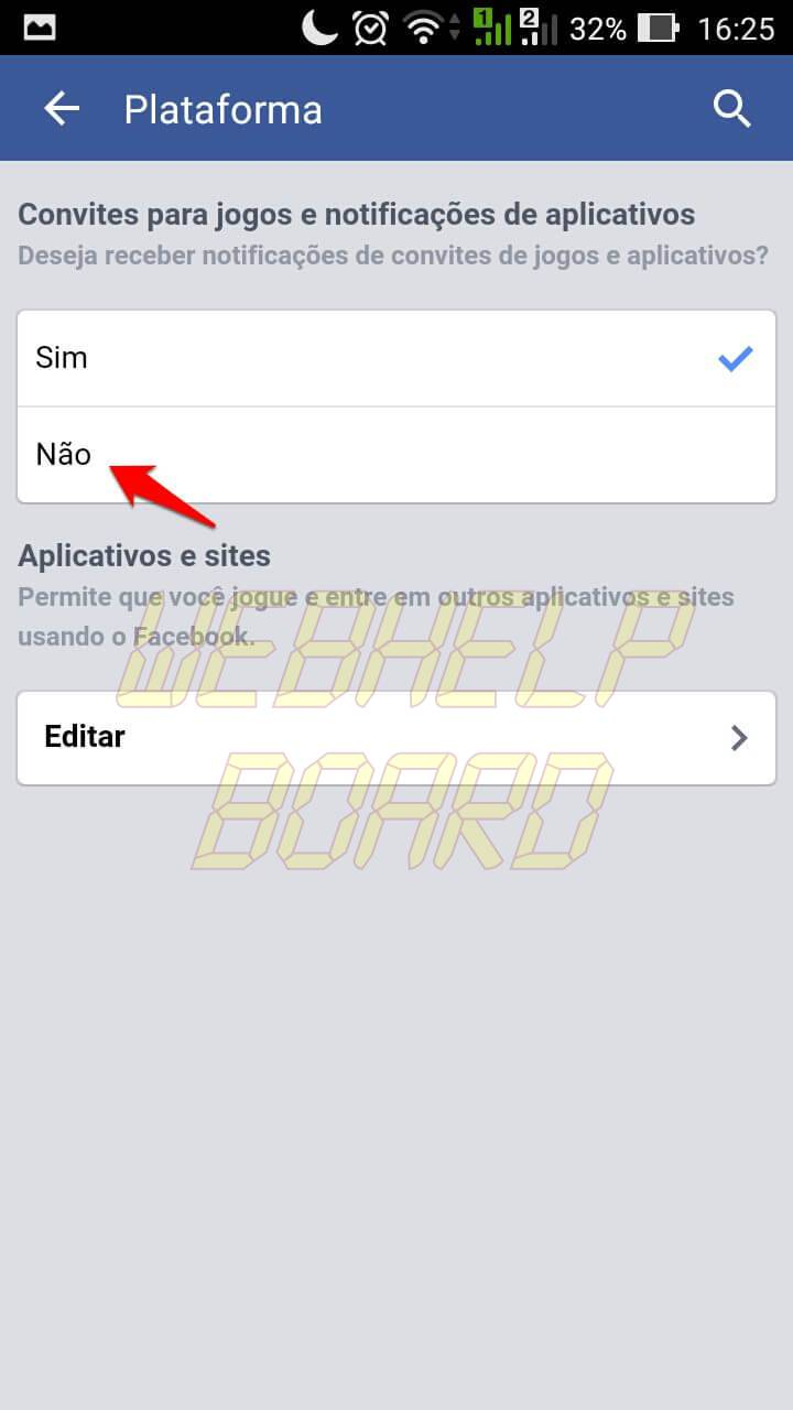 facebook notificaes 6 - Tutorial: Como desativar as solicitações de jogos no Facebook