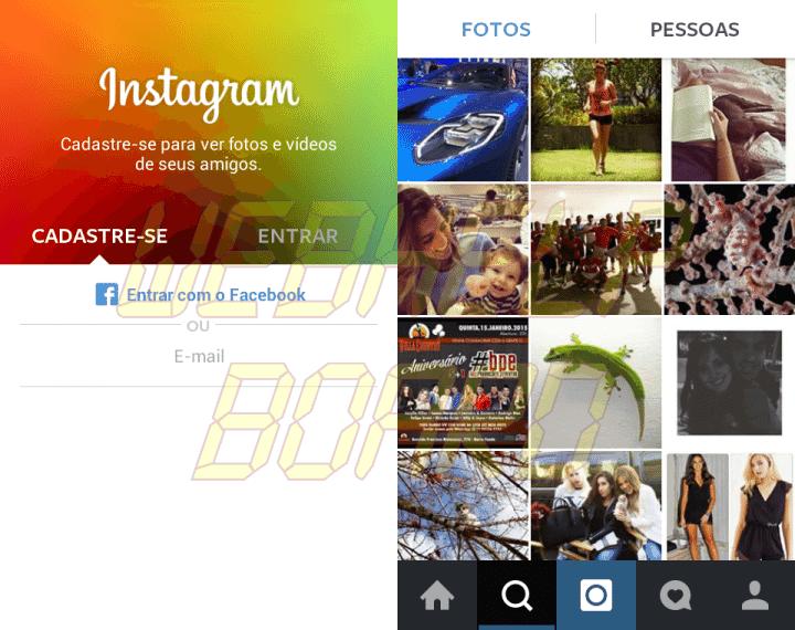 instwogram2 720x570 - Como ter duas contas de Instagram no mesmo aparelho