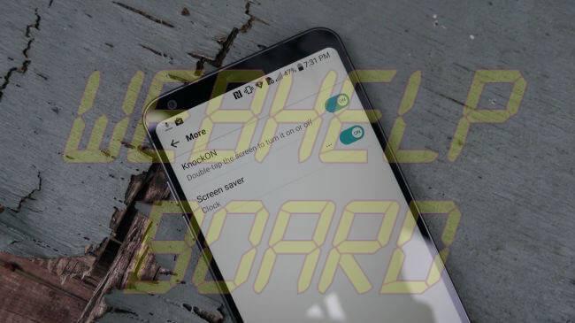 lg g6 knock on - Dicas e truques para o LG G6