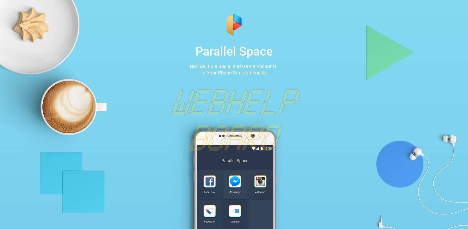 parallel space multi accounts - Tutorial: como configurar duas contas do Whatsapp no Android