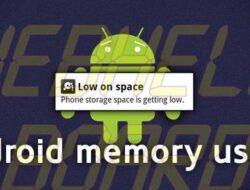Uso de memoria en Android
