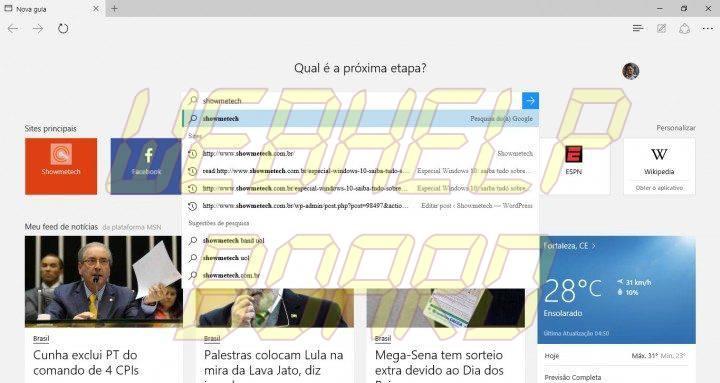 finalizado edge google smt julian 720x383 - Tutorial: Como usar a busca do Google como padrão no Microsoft Edge
