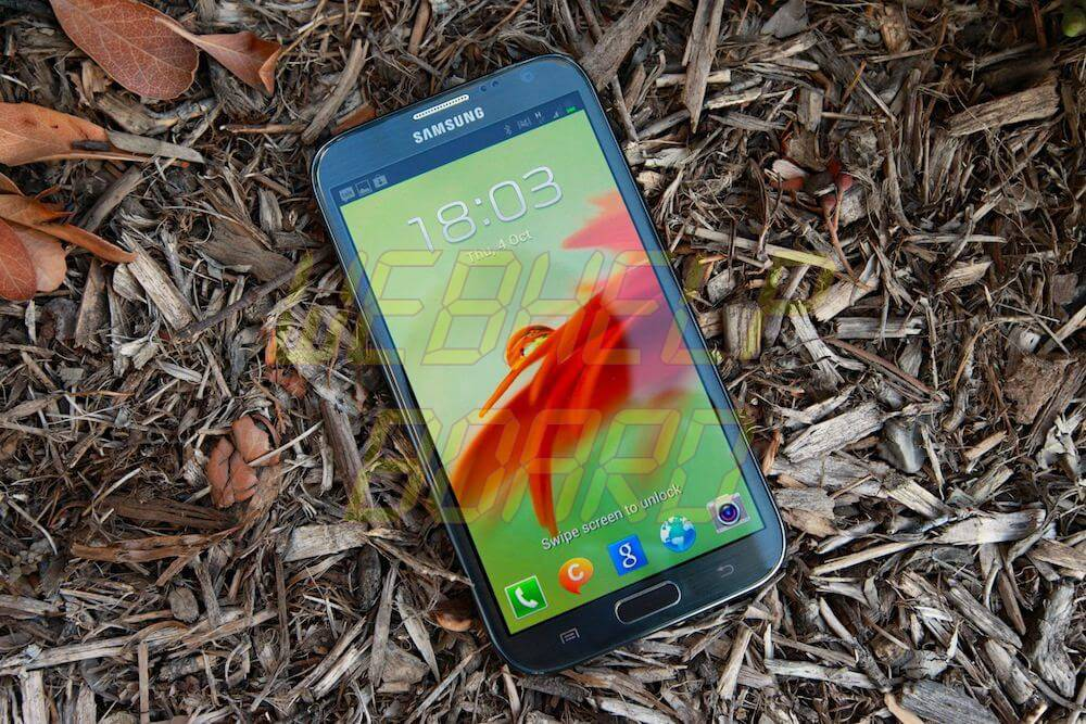 galaxy note ii review 004 - Tutorial: instalando o Android 4.3 no Galaxy Note II (N7100)