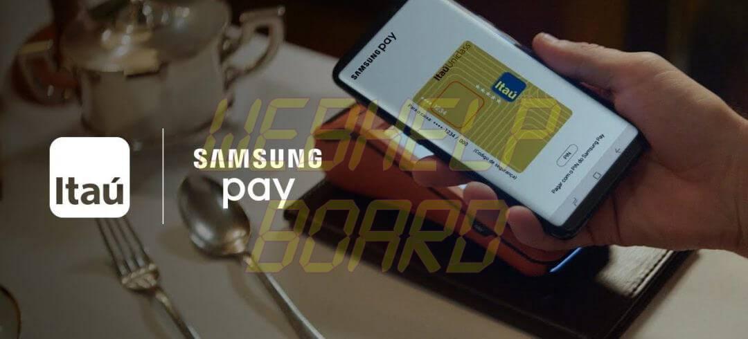 itau 1 - Tutorial: saiba como aderir ao Samsung Pay
