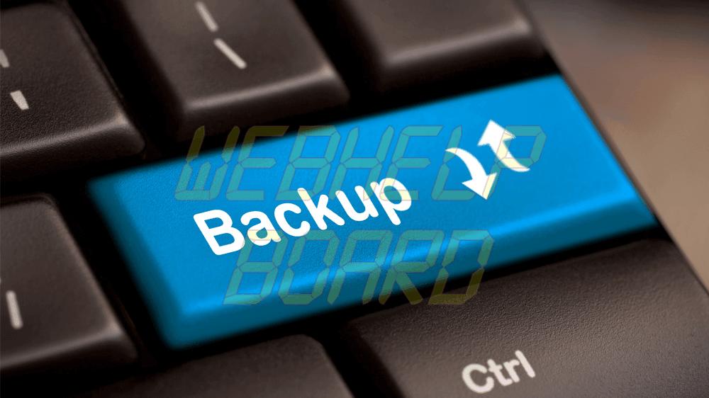 showmetech como fazer backup capa - Backup: saiba como preservar os seus arquivos