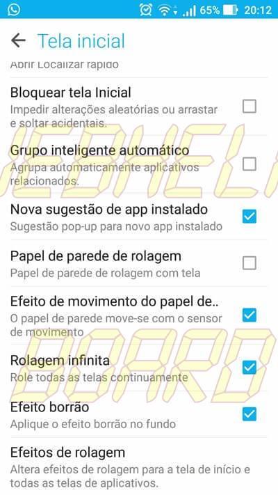 Screenshot 20161029 201202 - Dicas e truques do Zenfone 3: ZenUI e Toggles