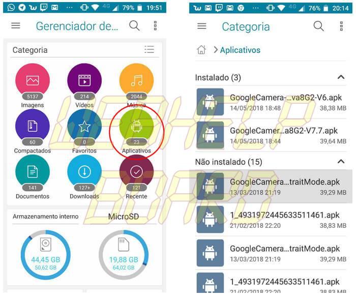 003 - Instalando aplicativos Android de Fontes Desconhecidas
