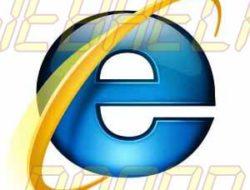 Cómo acelerar Internet Explorer 8