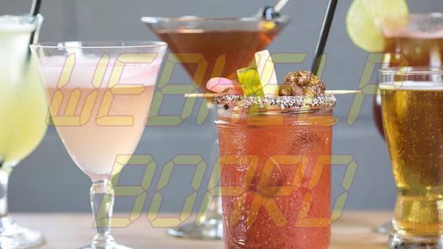 Reglas sobre el consumo de alcohol en el downhouse