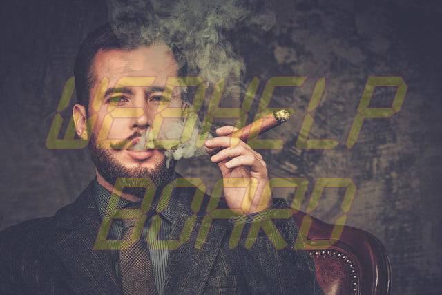 Cómo fumar un puro como si supieras lo que estás haciendo