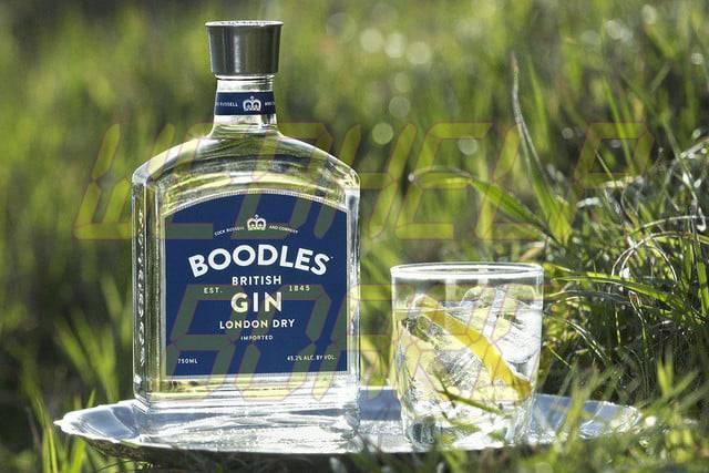 Boodles: A proper British Gin