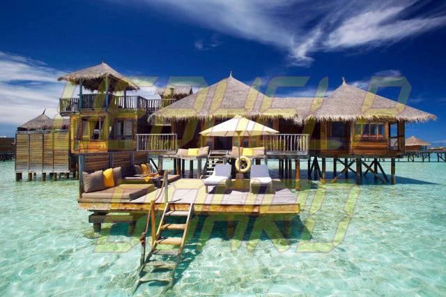 Desperdicio de viajes en la temporada de impuestos: Vacationing at Gili Lankanfushi Maldives